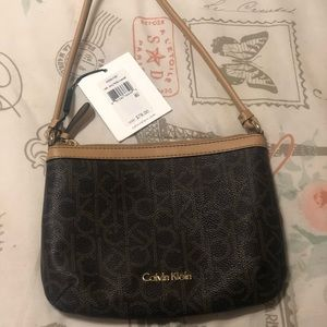 Calvin Klein shoulder purse